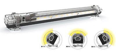 LED-Lichttechnik rund um den Schaltschrank