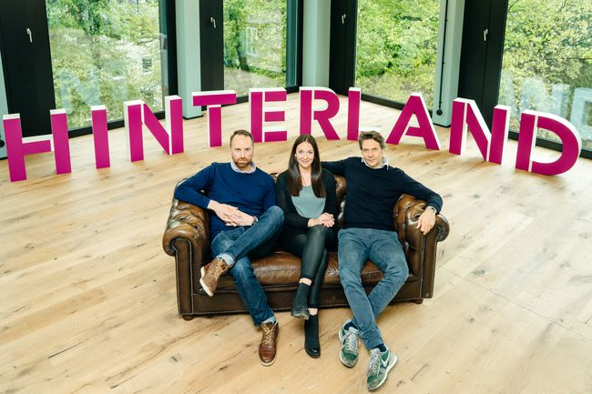 Hinterland of Things am 14. Februar in Bielefeld