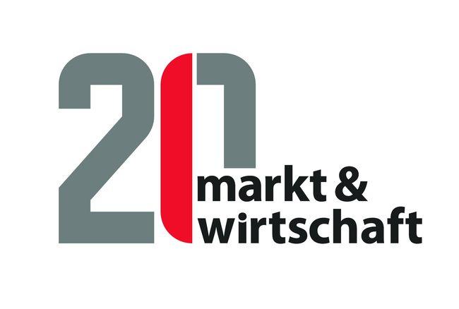 20 Jahre markt & wirtschaft