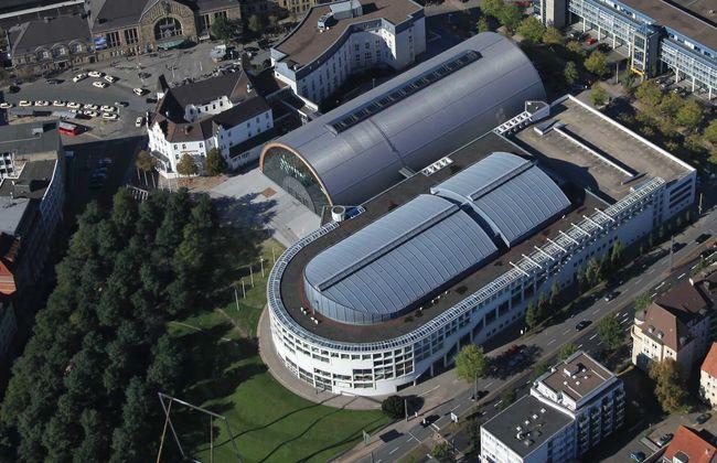 Kongress- und Eventzentrum Stadthalle Bielefeld