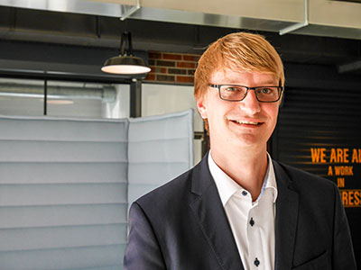 Interview mit Dr. Sebastian Vogt