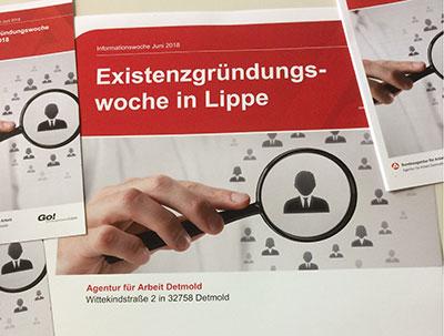 Existenzgründungswoche in Lippe