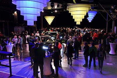 Präsentation des Volvo Kompakt-SUV XC 40
