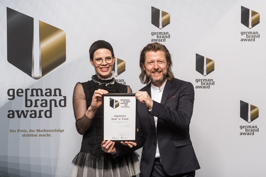 German Brand Award für DWFB